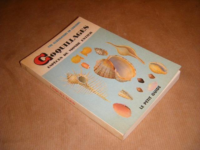ZIM, HERBERT S (DIR.) - Coquillages. especes du monde entier