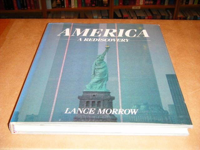 MORROW, LANCE - America a Rediscovery