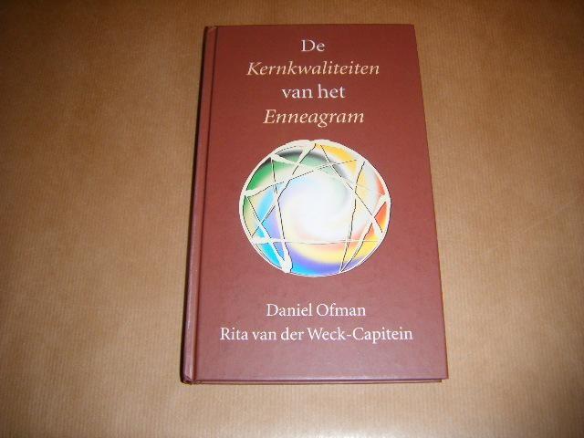 OFMAN, DANIEL; WECH-CAPITEIN, RITA VAN DER - De kernkwaliteiten van het Enneagram