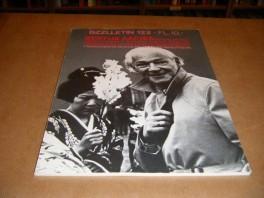 bzzlletin--13e-jaargang-nummer-122-januari-1985-bertus-aafjes-artikelen-van-estelle-debrot-pierre-h-dubois-vasalis-interview-doo