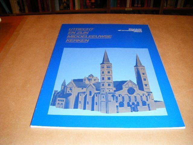 RED. - Utrecht en zijn middeleeuwse Kerken