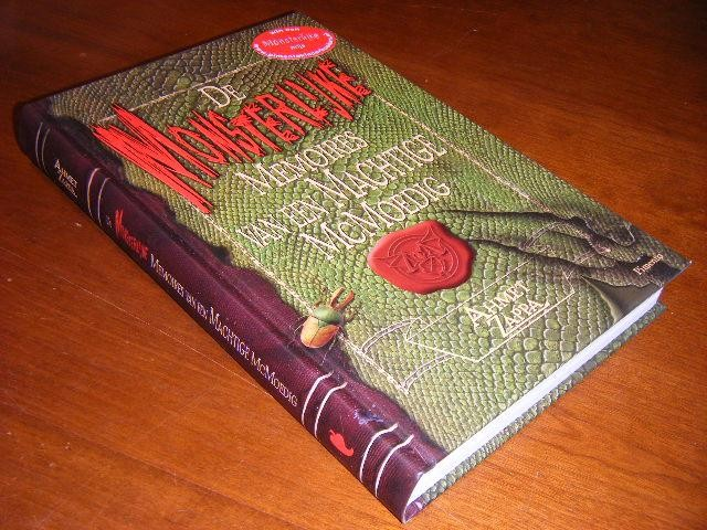 ZAPPA, AHMET - De Monsterlijke Memoires van een machtige McMoedig