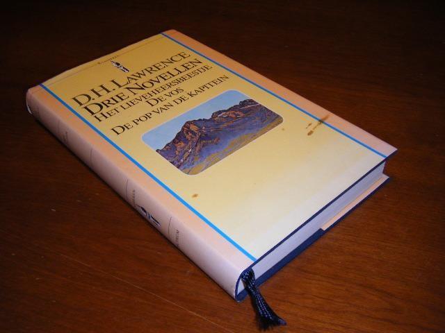 LAWRENCE, D.H. - Drie Novellen Het Lieveheersbeestje, De Vos, De Pop van de Kapitein