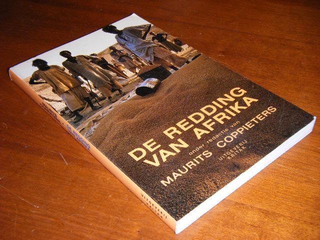 RED. COPPIETERS, MAURITS - De Redding van Afrika