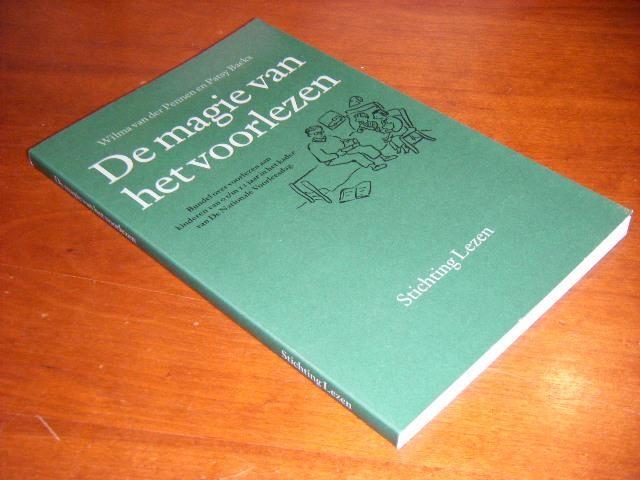 PENNEN, WILMA VAN DER; BACKX, PATSY - De Magie van het voorlezen