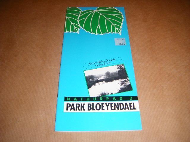 BUREAU VOORLICHTING GEMEENTE UTRECHT - Natuurpad 2: Park Bloeyendael