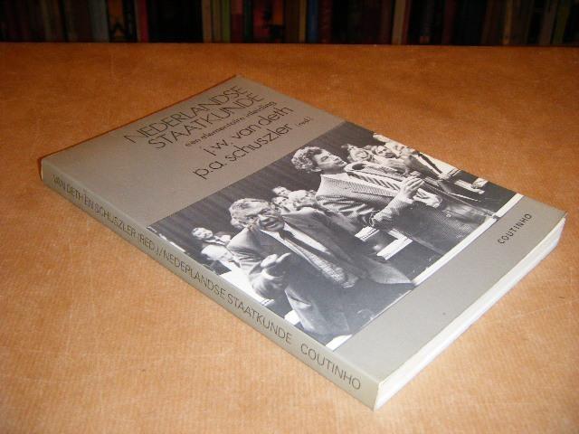 VAN DETH, J.W.; SCHUSZLER, P.A. - Nederlandse Staatkunde / Een elementaire Inleiding