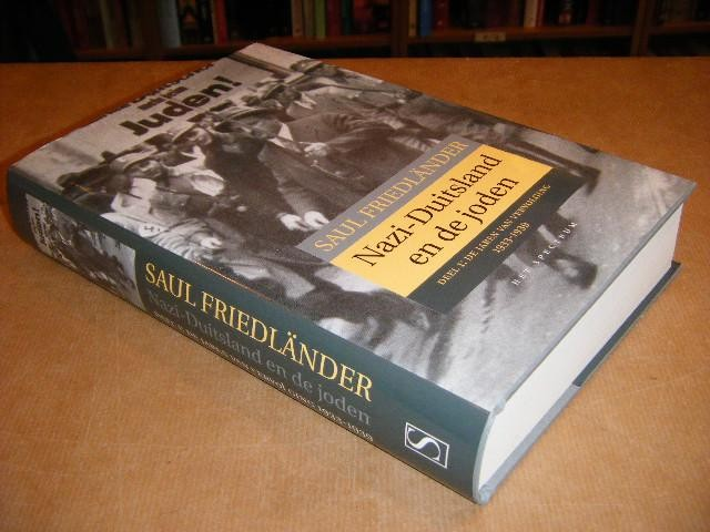 FRIEDLANDER, SAUL; DE BOER, MARGREET (VERTALING NL) - Nazi-Duitsland en de Joden - Deel 1: de Jaren van Vervolging 1933-1939