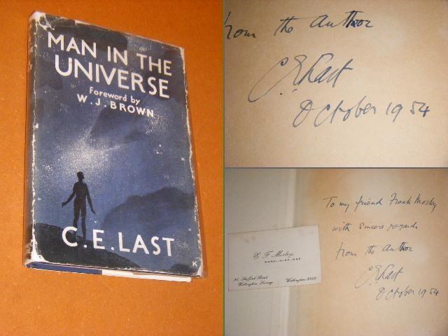 LAST, C.E. - Man in the Universe.