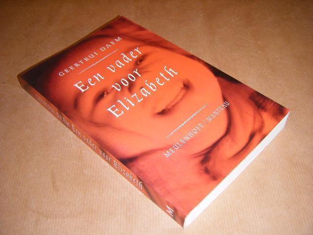 DAEM, GEERTRUI - Een vader voor Elizabeth. Verhalen