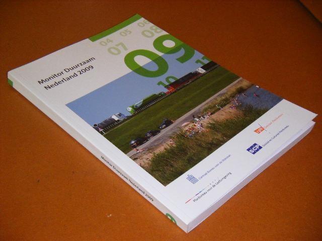 RED. - Monitor Duurzaam Nederland 2009.