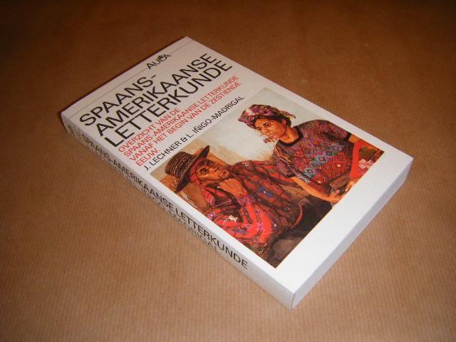LECHNER, J.; INIGO-MADRIGAL, L. - Spaans-Amerikaanse Letterkunde