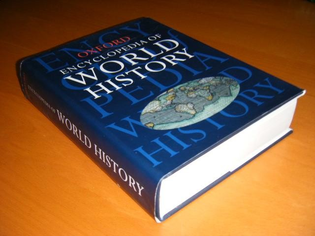 MARKET HOUSE EDITORS - Encyclopedia of World history.