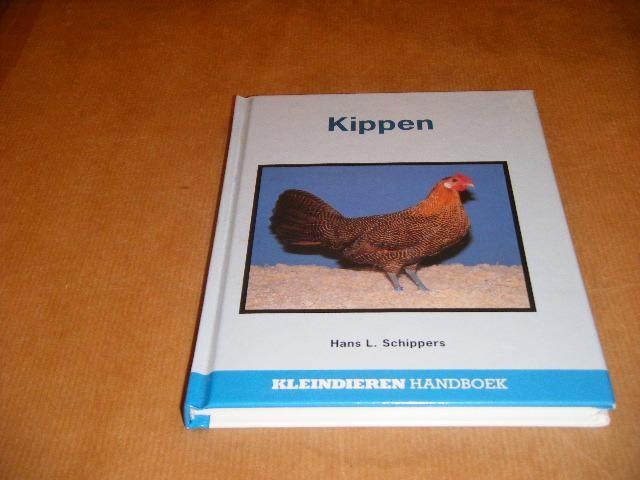 SCHIPPERS, HANS L. - Kippen.