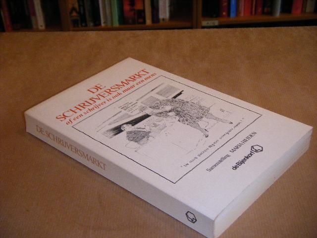 HEIDEN, MARIA (SAMENSTELLING) - De Schrijversmarkt of een Schrijver is ook maar een Mens.