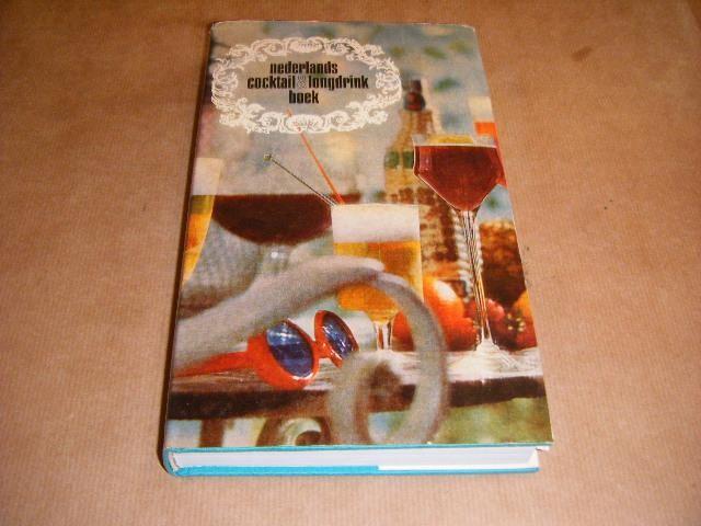 EEKMA, JOUKE D.T. - Nederlands cocktail en longdrinkboek.