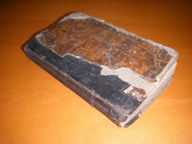 N.N. - Evangelische Gezangen, om nevens het Boek der Psalmen bij den openbaren godsdienst in de Nederlandsche Hervormde Gemeenten gebruikt te worden. [...]. Bijeen verzameld en in orde gebragt in de jaren 1803, 1804 en 1805.
