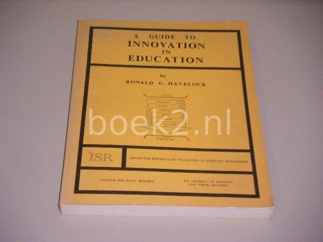 A Guide to Innovation in Ed...