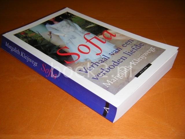 MARGALITH KLEIJWEGT - Sofia, Verhaal van een verboden liefde