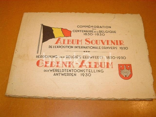 Album Souvenir de l'Exposit...