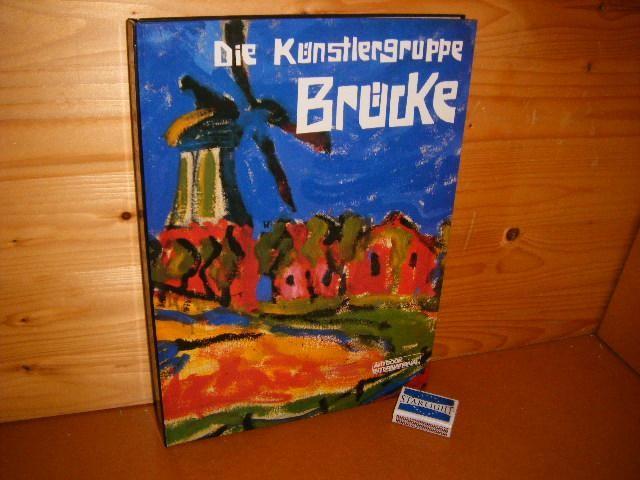 TOBIEN, FELICITAS. - Die Kunstlergruppe Brucke. [Art Book International]