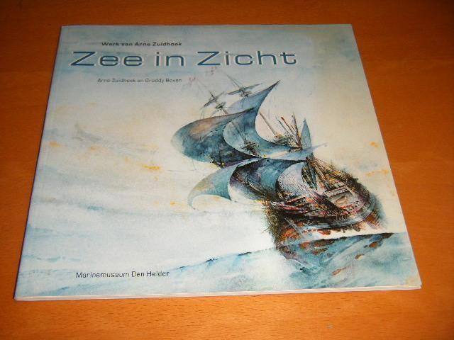 ZUIDHOEK, ARNE EN GRADDY BOVEN - Zee in Zicht.