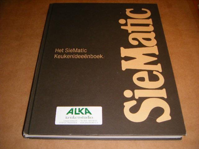 FROH, EVELYN. - Het SieMatic Keukenideeenboek.