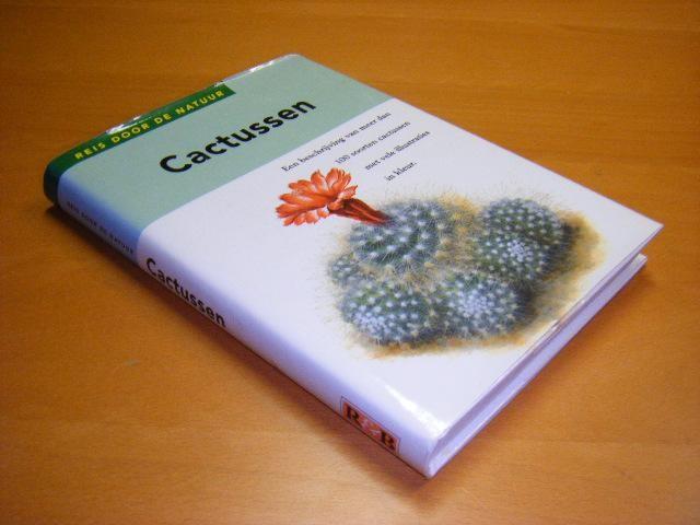 SLABA, RUDOLF. - Cactussen. Een beschrijving van meer dan 100 soorten cactussen met vele illustraties in kleur.