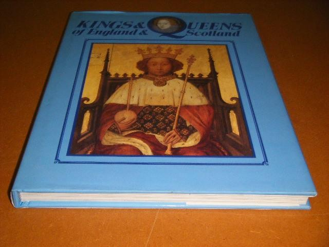 ANDREWS, ALLEN. - Kings and Queens of England and Scotland