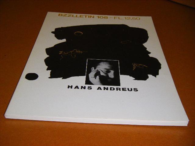 DIEPSTRATEN, JOHAN; PHIL MUYSSON (RED.) - BZZLLETIN, 12e Jaargang, Nummer 108, September 1983. Hans Andreus.