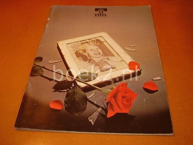 EDITORD - Evita Souvernir Brochure