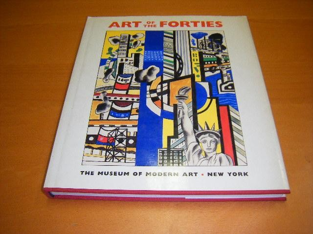 CASTLEMAN, RIVA (ED.). - Art of the Forties.
