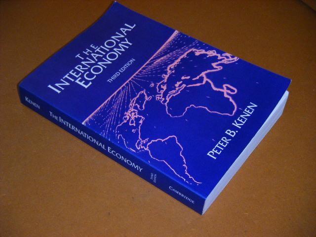 KENEN, PETER B. - The International Economy.