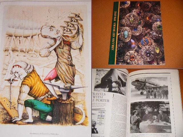 ED. - Abrams Art Books 1991-1992.