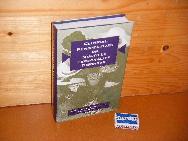 KLUFT, RICHARD; CATHERINE G. FINE (ED.) - Clinical Perspectives on Mutiple Personality Disorder.