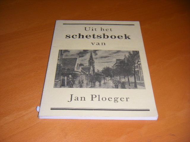 LEGUIJT, J. - Uit het schetsboek van Jan Ploeger.