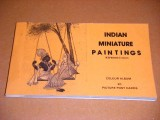 indian-miniature-paintings-reproduction-colour-album-20-picture-post-cards
