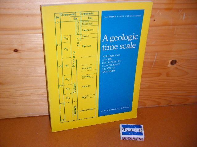 A Geologic time Scale. [Cam...