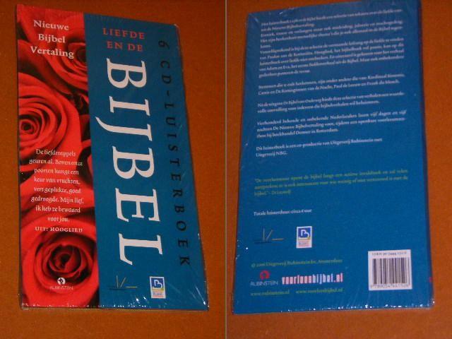 Liefde en de Bijbel. Nieuwe...