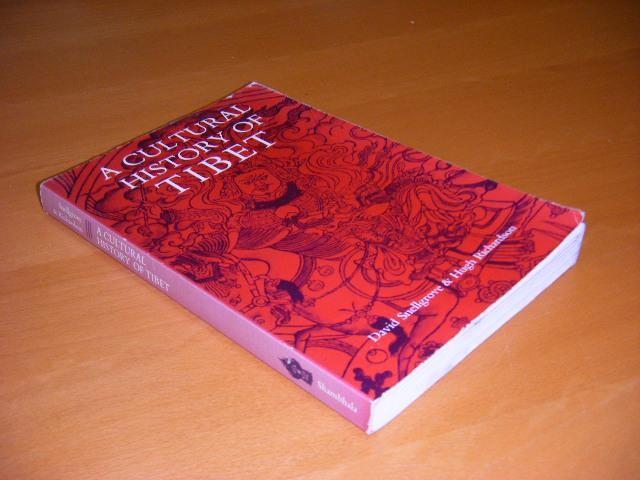 A Cultural History of Tibet.