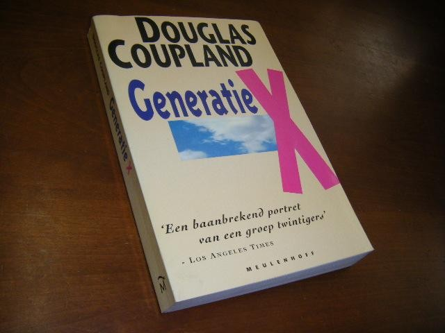 COUPLAND, DOUGLAS. - Generatie X.