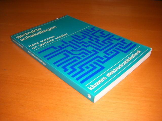 SUTANER, HANS & GERHARD WISSLER. - Gedrukte schakelingen - Ontwerp en vervaardiging van gedrukte schakelingen, ook als component.
