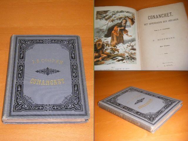 COOPER, J.F.; F. HOFFMANN. - Conanchet. Het opperhoofd der indianen.