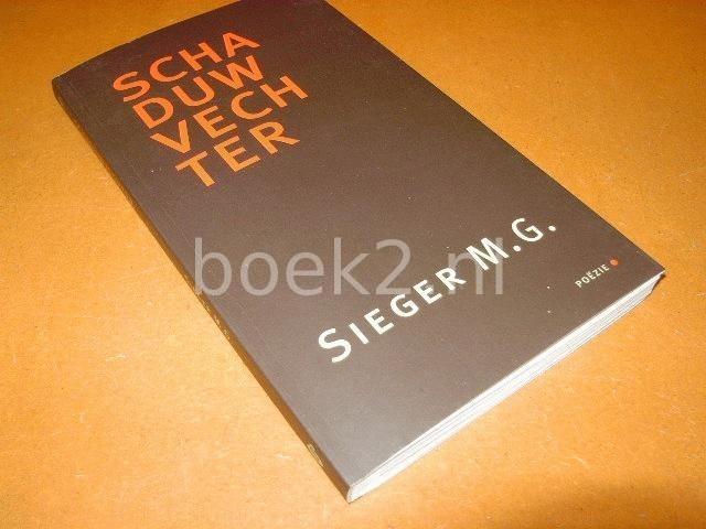 SIEGER, M.G. - schaduwvechter