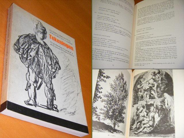 MECHELEN, PROF. DR. FRANS VAN. (INLEIDING) - Zeventiende-eeuwse Hollandse en Vlaamse tekeningen. Uit de Hermitage te Leningrad en uit het museum Poesjkin te Moskou.