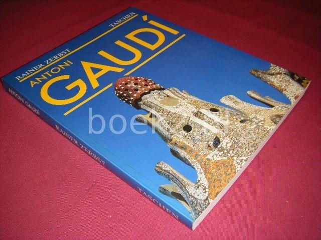 RAINER ZERBST - Gaudss, 1852-1926.Antoni Gaudss i Cornet : een leven in de architectuur