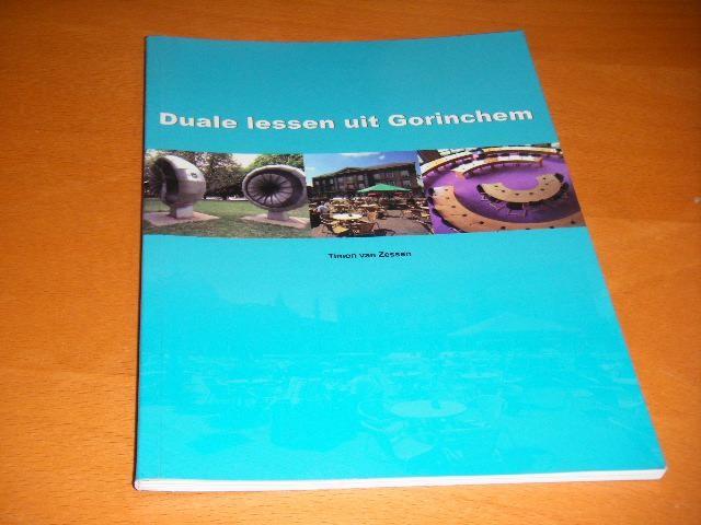 ZESSEN, TIMON VAN. - Duale lessen uit Gorinchem.