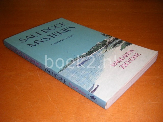 MAGDALENA ZSCHOKKE - Salt Rock Mysteries A Novel with Murder