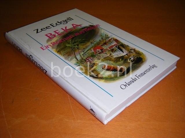 ZEE EDGELL - Beka, ein Roman aus Belize