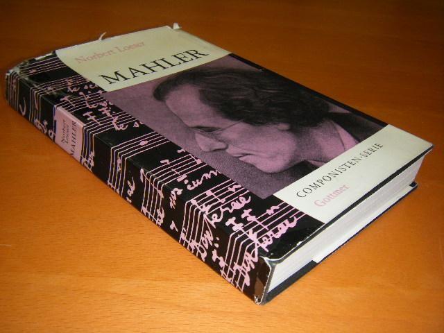 LOESER, N. - Mahler. [COMPONISTENSERIE]